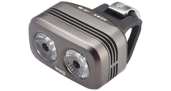 Knog Blinder Road 250 fietsverlichting witte LED grijs